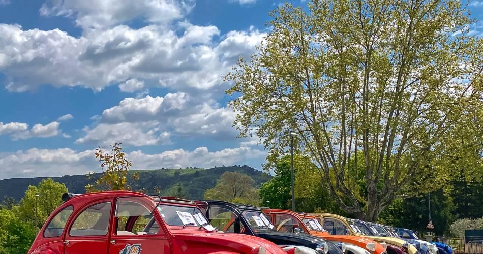 Trip in a Citroën 2CV@Oh my Deuche, location 2cv et balade en Provence, AirFit Provence