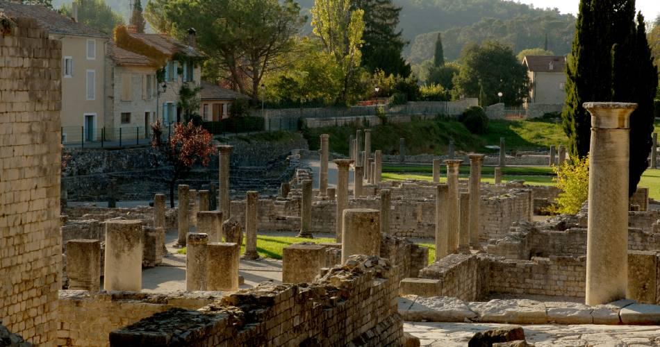 Les sites archéologiques de Puymin et La Villasse@P. Abel