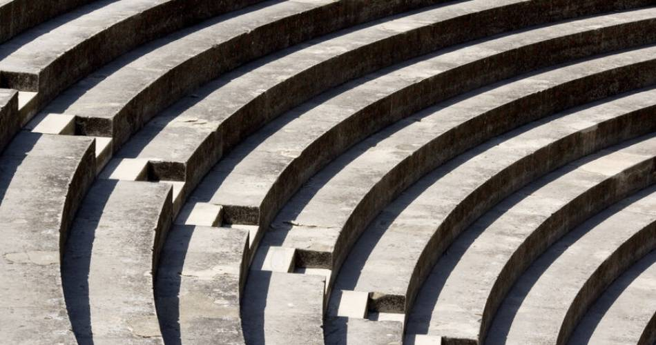 Visites guidées au Théâtre Antique@© Culturespaces - Arome