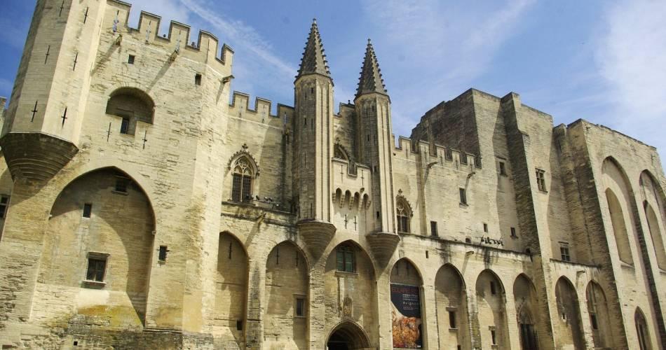 A la découverte du Palais des Papes@©Emilie Catoliquot / Avignon Tourisme