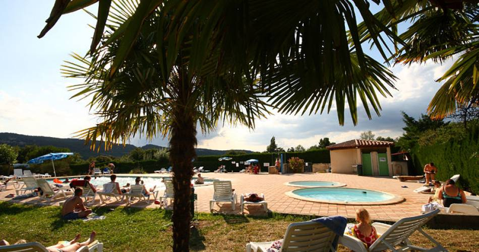 Camping Le Voconce@Camping le Voconce