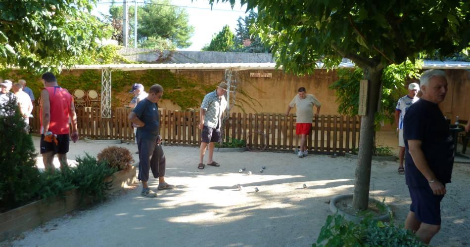 Camping Le Théâtre Romain@