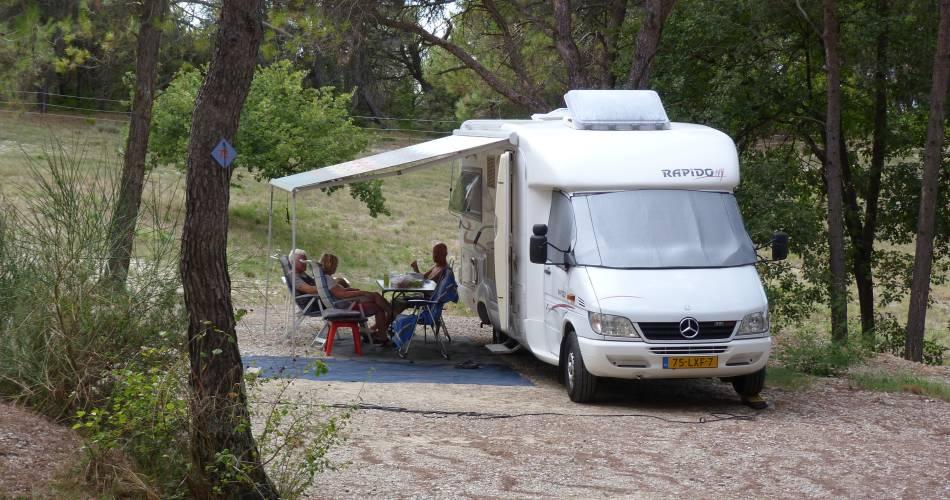 Camping de L'Ayguette@P. Rospars
