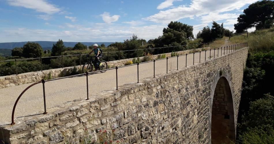VTT n°50 - Col de Murs@© Maison du Parc du Luberon