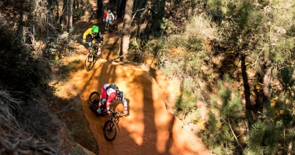MTB no.54 - Tour of Provençale Colorado@© Maison du Parc du Luberon