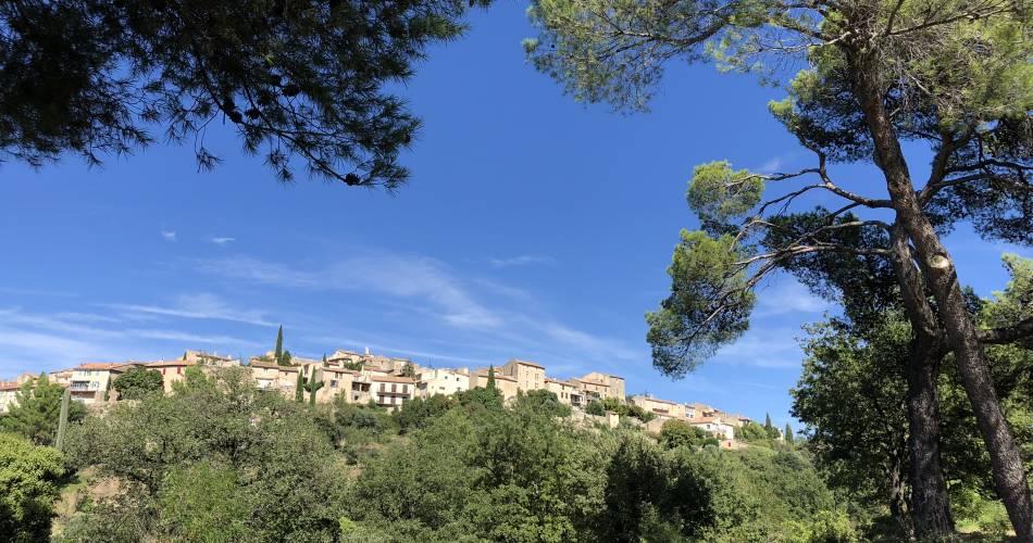 VTT n°26 - Entre Grambois et Beaumont-de-Pertuis@Vélo Loisir Provence