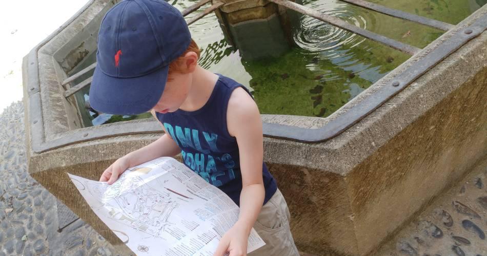Intrigue dans la ville à Pernes les Fontaines@CCSC