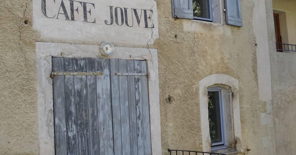 Visite guidée du village de Mormoiron@OTI Ventoux Sud