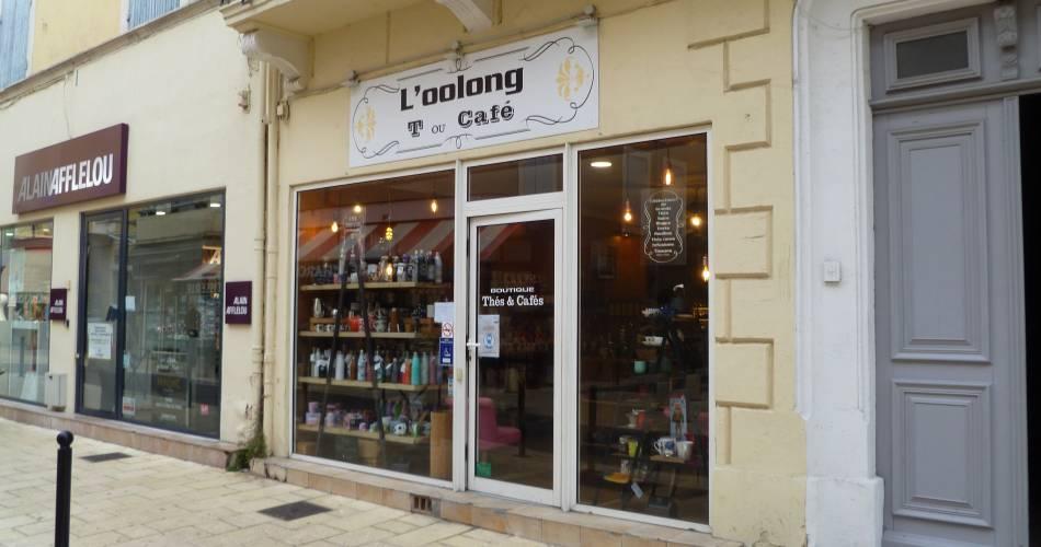 L'Oolong T ou café@Orange Tourisme