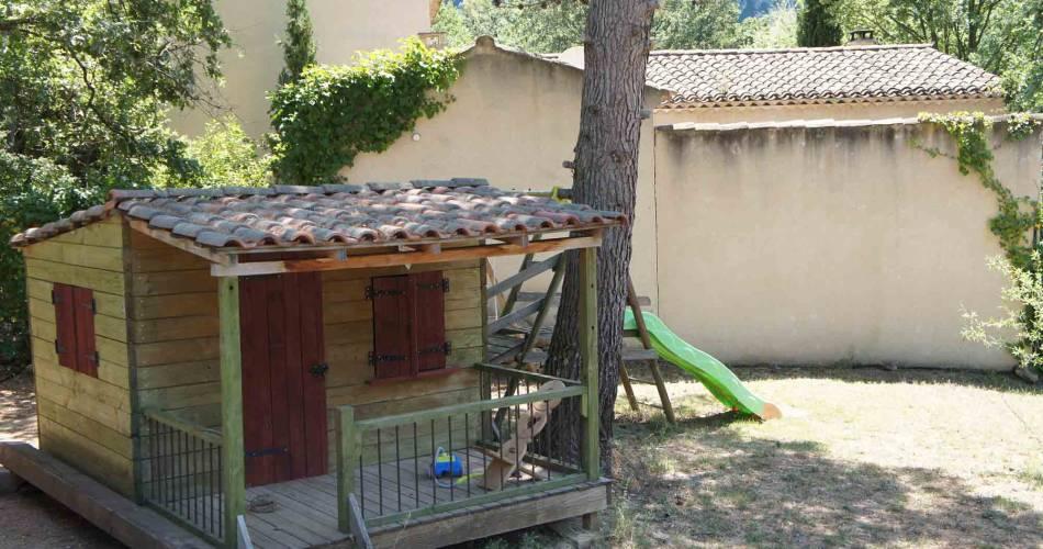 Maison de vacances La Chêneraie@M. Hardy