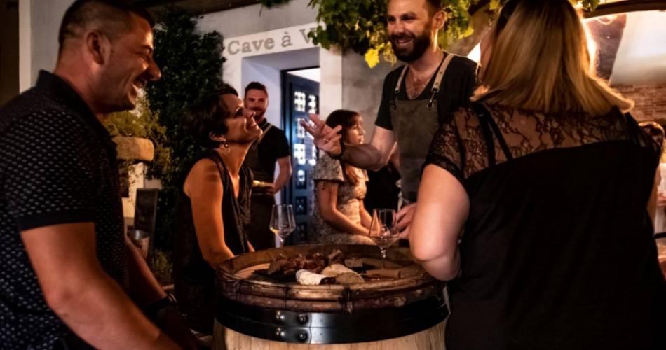 Atelier de dégustation - La Cave a Aimé@Capvideo
