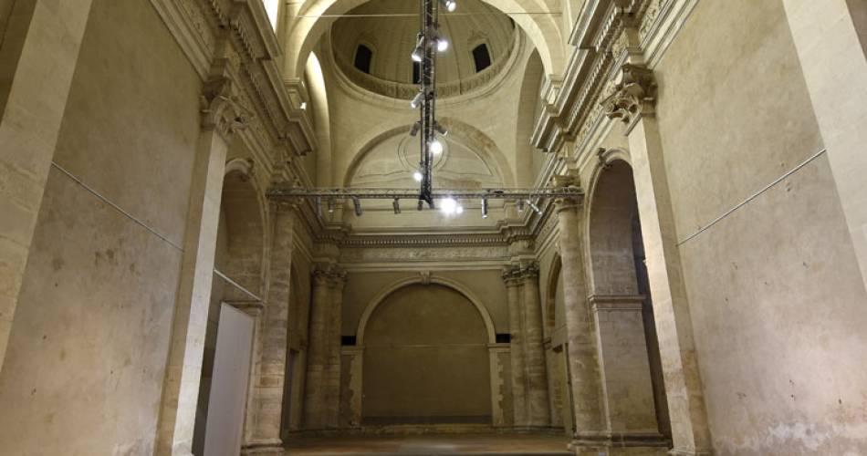 Chapelle du Grand Couvent@Service Patrimoine et Musées de Cavaillon