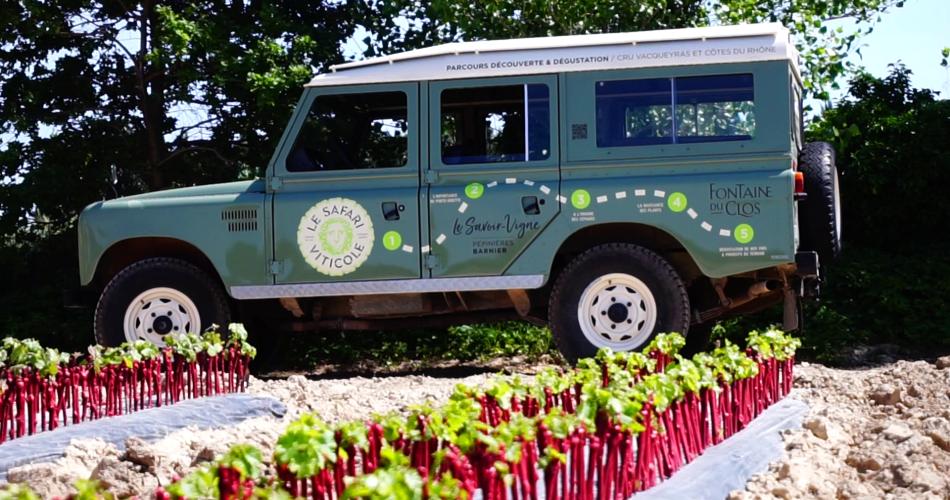 Excursion gourmande à la découverte du vignoble du Domaine Fontaine du Clos@Fontaine du Clos