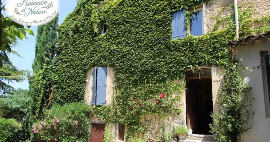 Le Grand Luberon - Gîtes Provence et Nature@Mr Semenzin