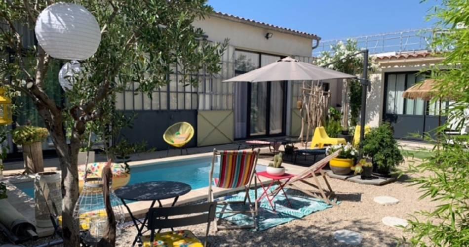Studio en Provence@BONIFACIO