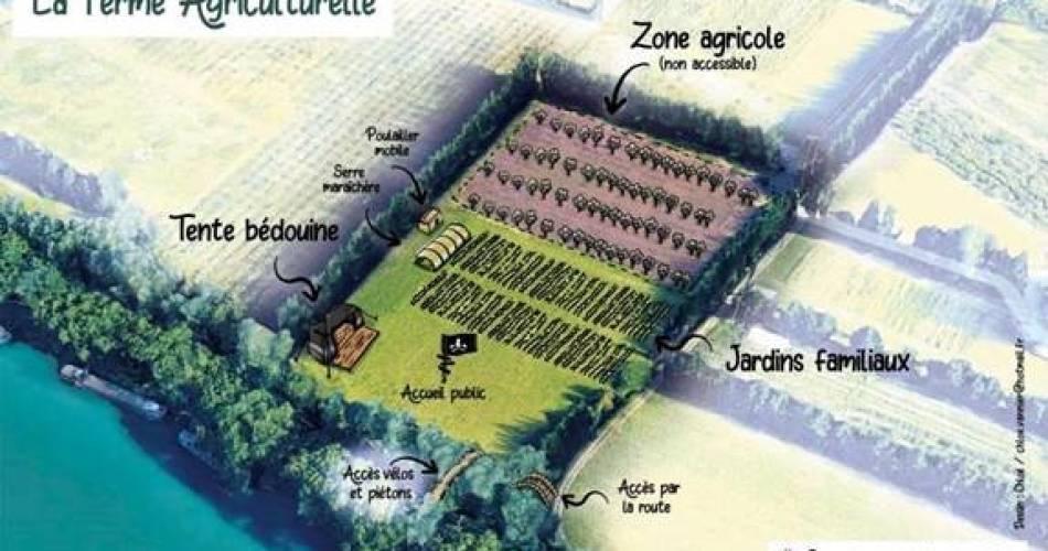 La ferme agriculturelle@©Surikat