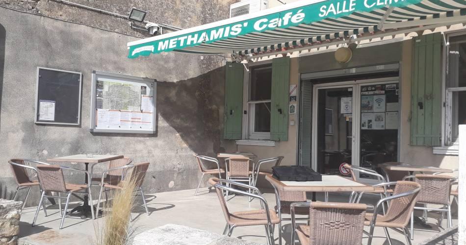 Méthamis Café@Methamis Café