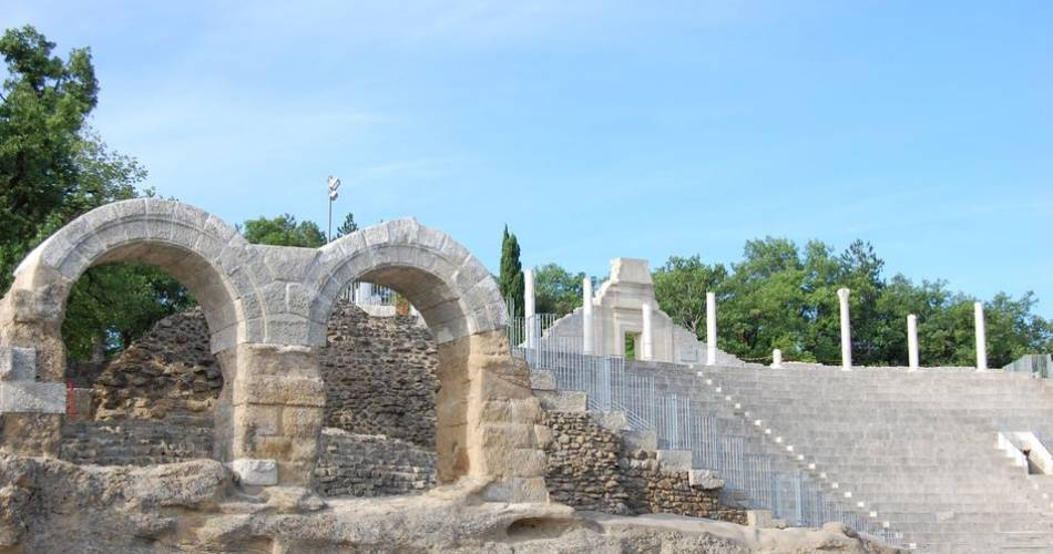 Les soirées à l' Antique - 5 spectacles gratuits en août au théâtre antique@
