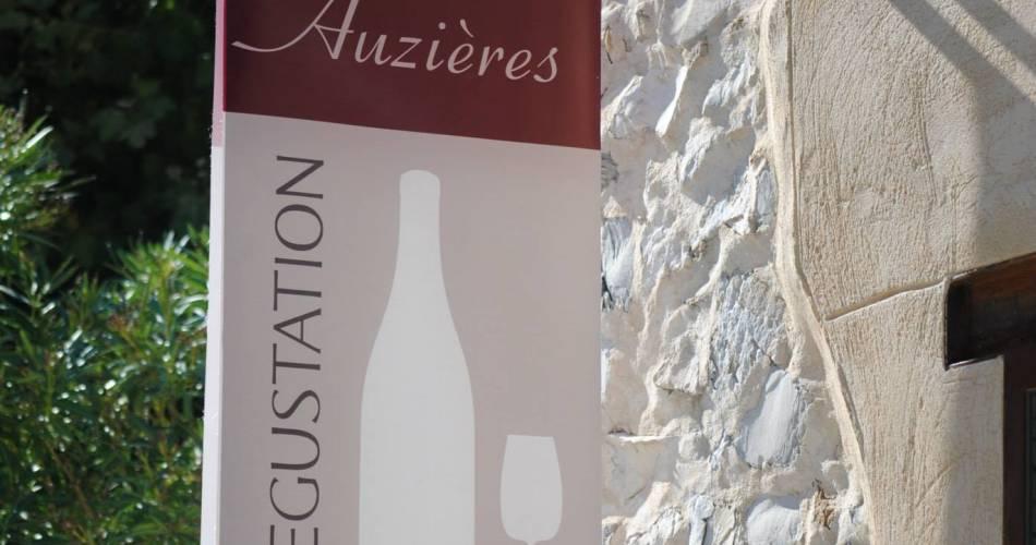 Visite et dégustation mets/vins au domaine des Auzières@Domaine des Auzières