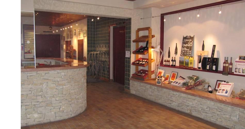 Visite de la cave avec explication des vinifications à la cave la Comtadine@Cave la Comtadine