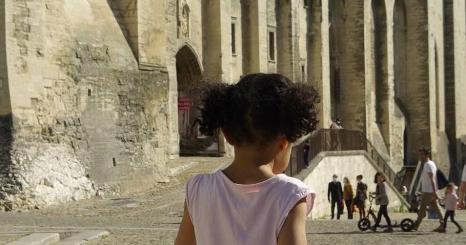 Le Palais raconté aux petits et aux grands@©Carine Meriaux / Avignon Tourisme