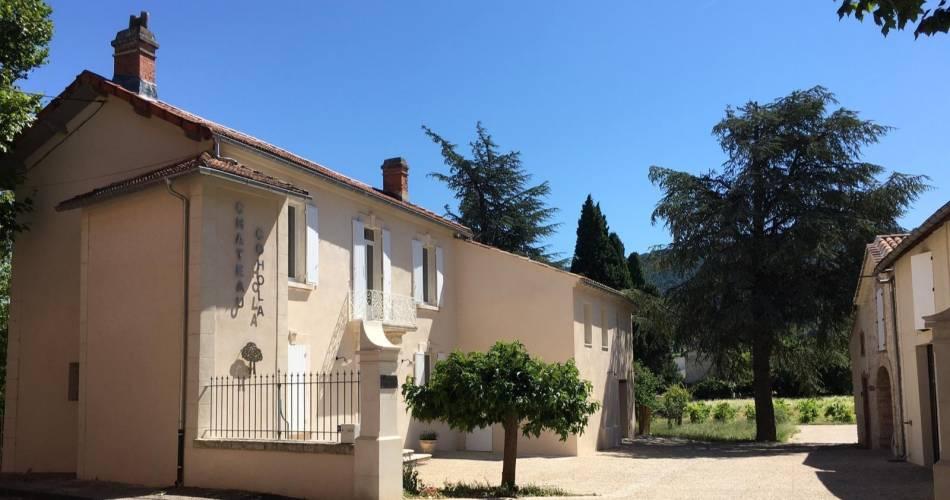 Visite du domaine et des ruchers avec dégustation au Château Cohola@Château Cohola