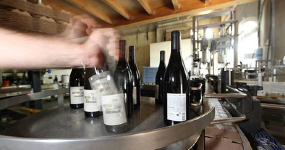 Découverte des Vins de Châteauneuf du Pape et du vignoble à bord de la mythique 2CV@©La Bastide St Dominique