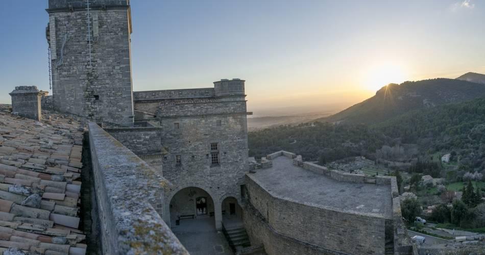 Visit the Château du Barroux@Château du Barroux