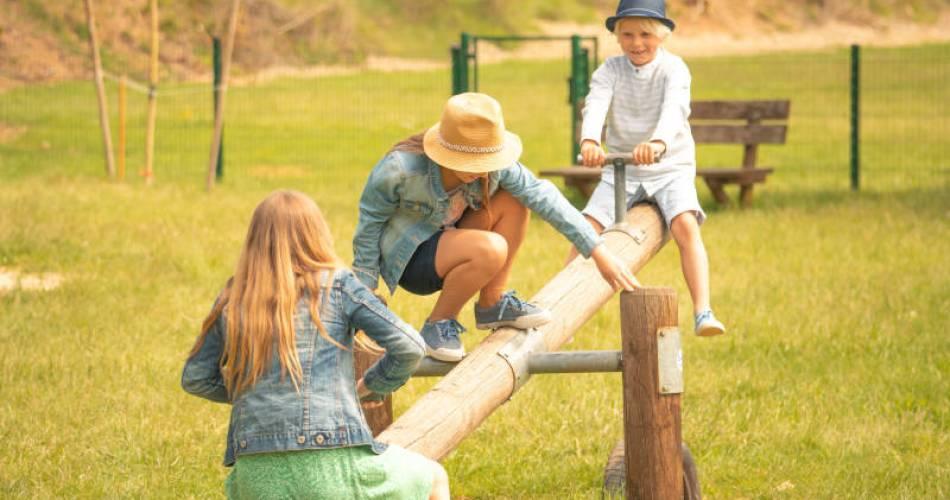 Skate Parc et Jardin d'enfants de Villedieu@