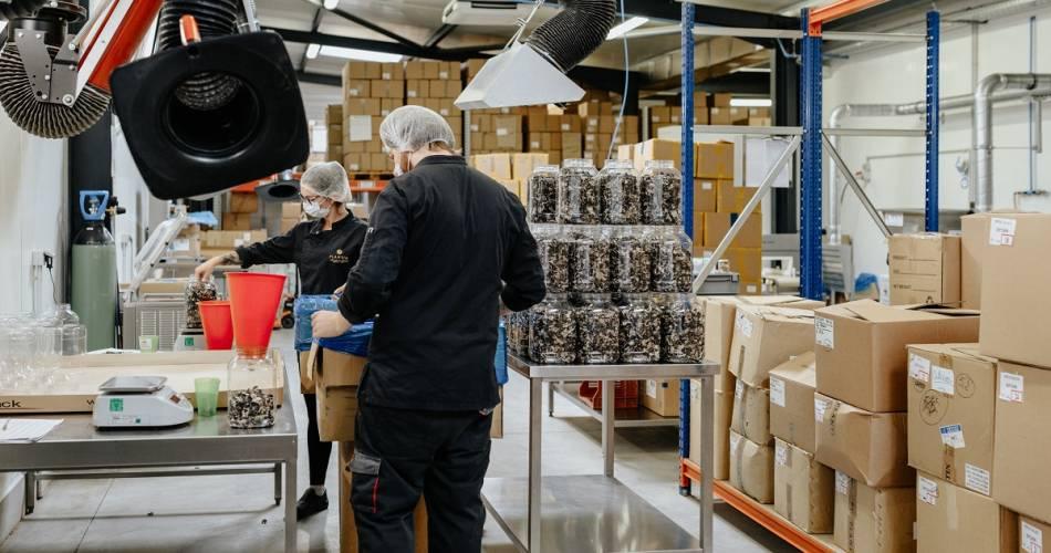 Visite guidée des ateliers de fabrication et de l'Institut de la Truffe PLANTIN@Maison Plantin
