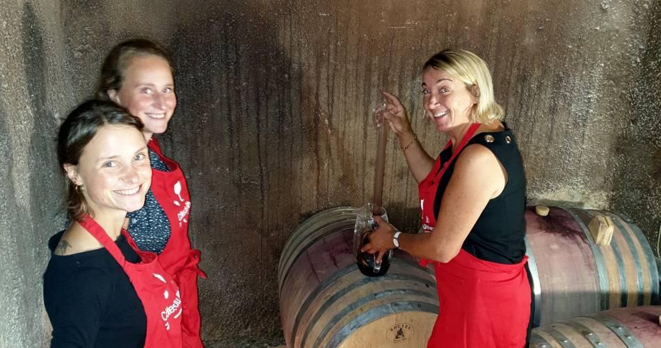 Créer votre propre cuvée de vin rouge - Atelier d'Assemblage@Odile COUVERT