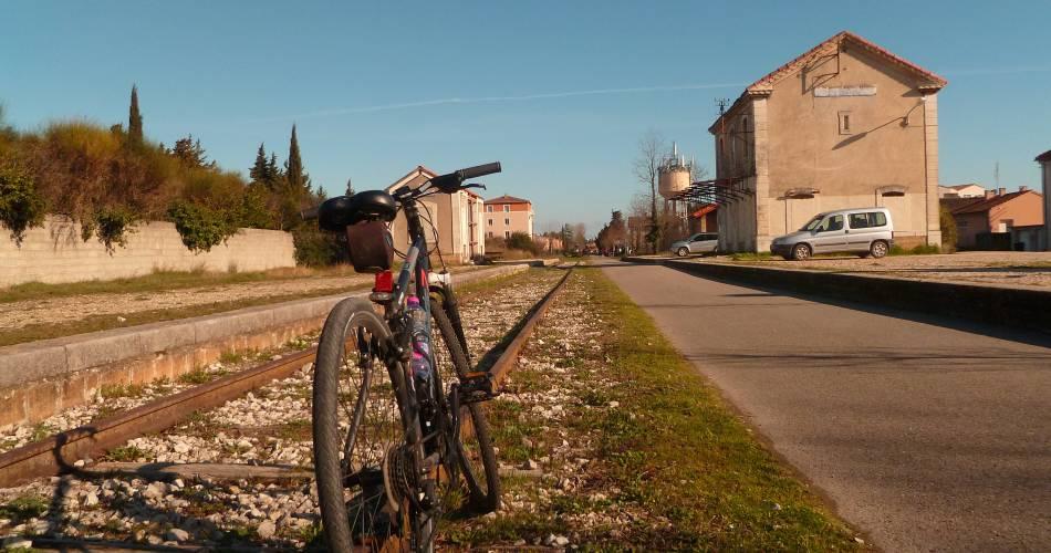 Via Venaissia Green Way@Pays d'Orange Tourisme - RP