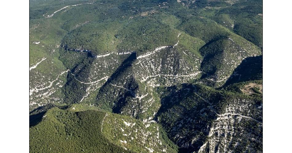 Vol Découverte des Monts-de-Vaucluse@Fly Sorgue Ventoux