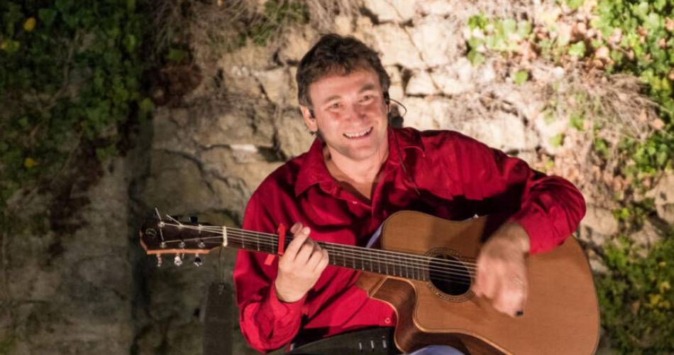 Bernard Sorbier , troubadour du Ventoux - Les rendez-vous du Parc@
