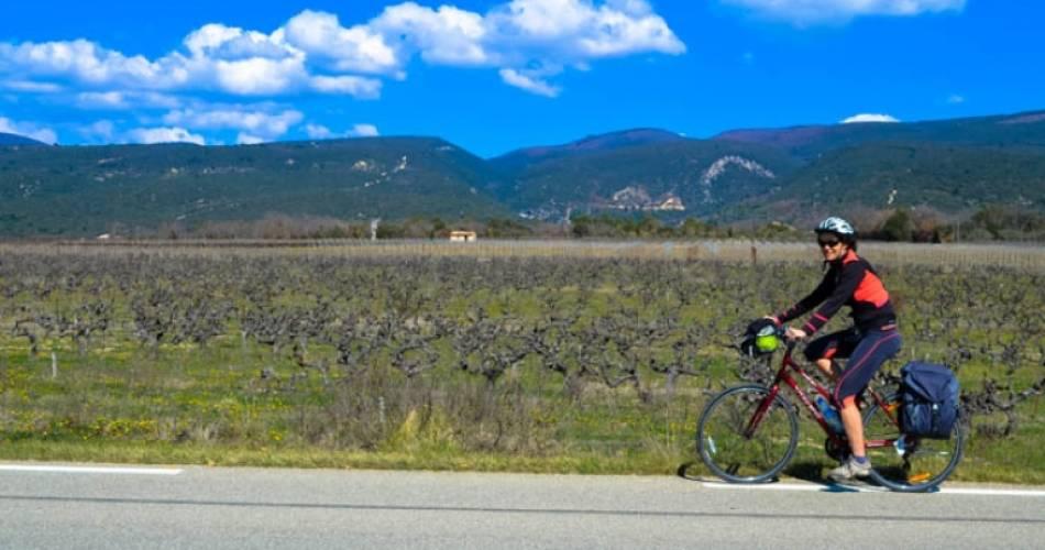 La Provence à vélo, de villages perchés au Mont Ventoux@Active Tours