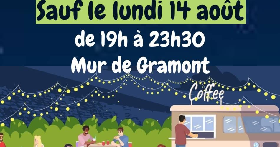 Food Truck Caderousse@Mairie de Caderousse