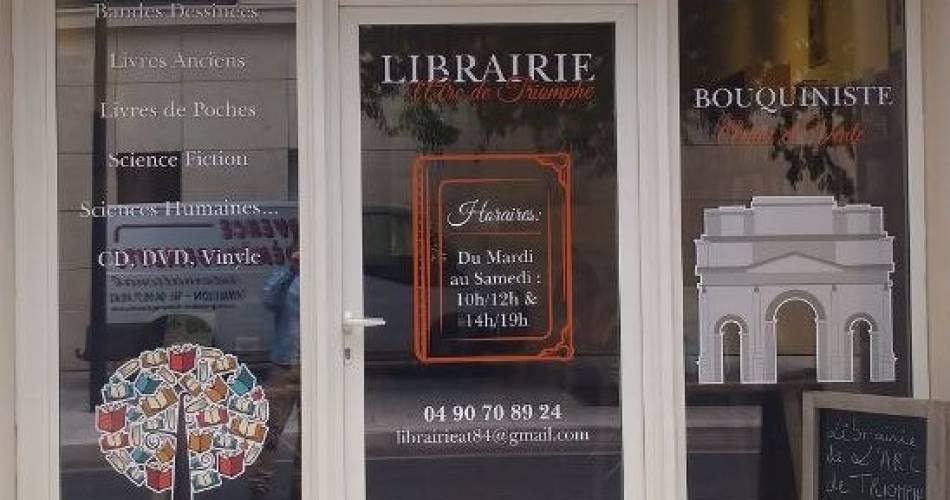 Librairie de l'Arc de Triomphe@Librairie de l'Arc de Triomphe