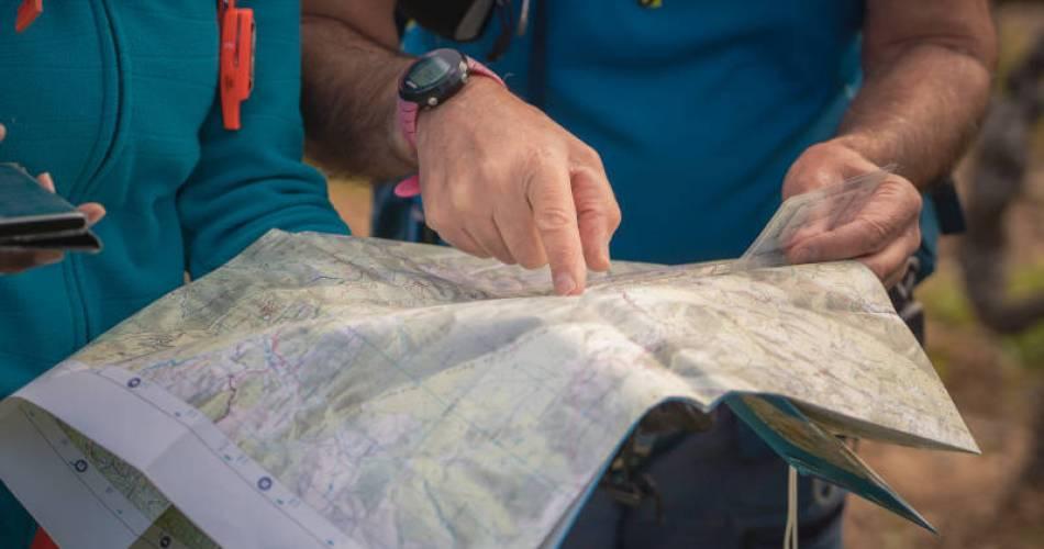 Sentier Viticole et Panoramique à Rasteau@