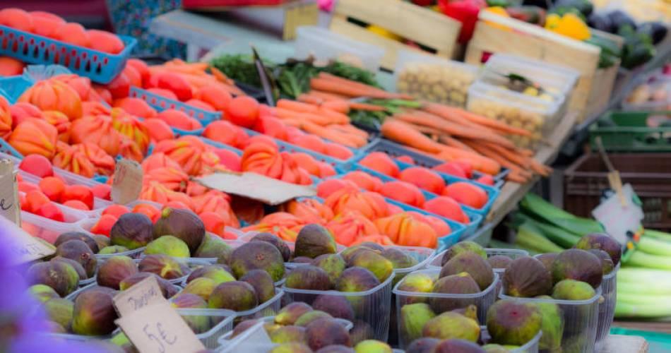 Grand marché provençal de Vaison-la-Romaine - Tous les mardis@