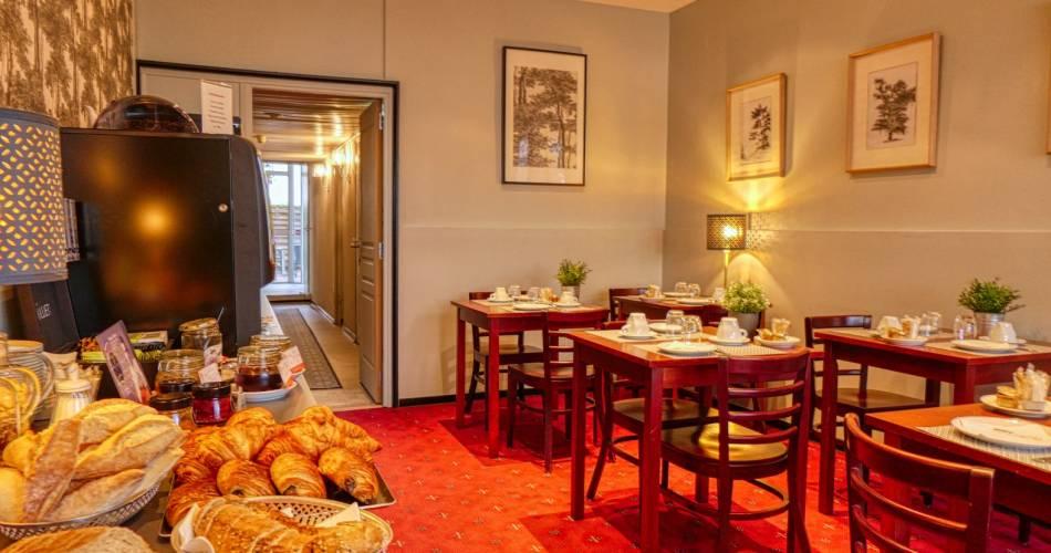 Brit Hotel - Le Louvre@Hotel le louvre