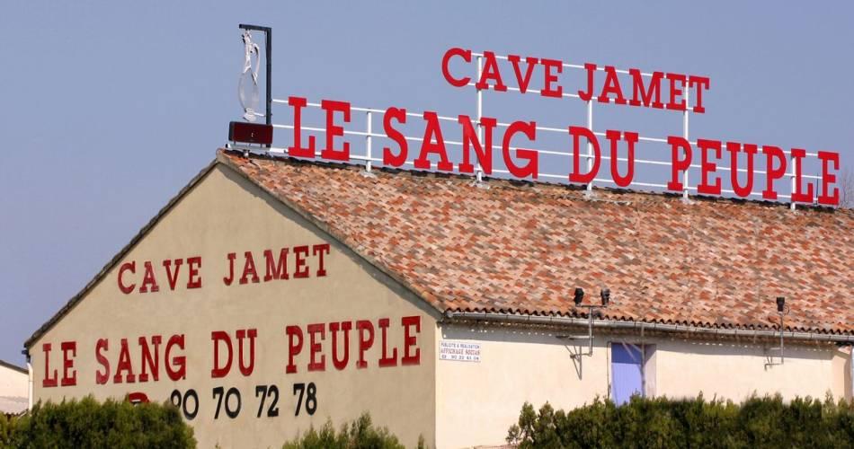 Caves Jamet  Le Sang du Peuple@©cavejamet