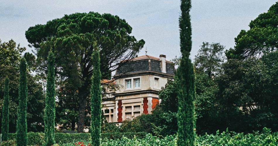 Château Fortia@©tiffanyroubert