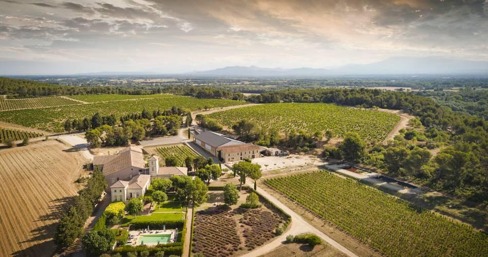 Château Gigognan@Château Gigognan