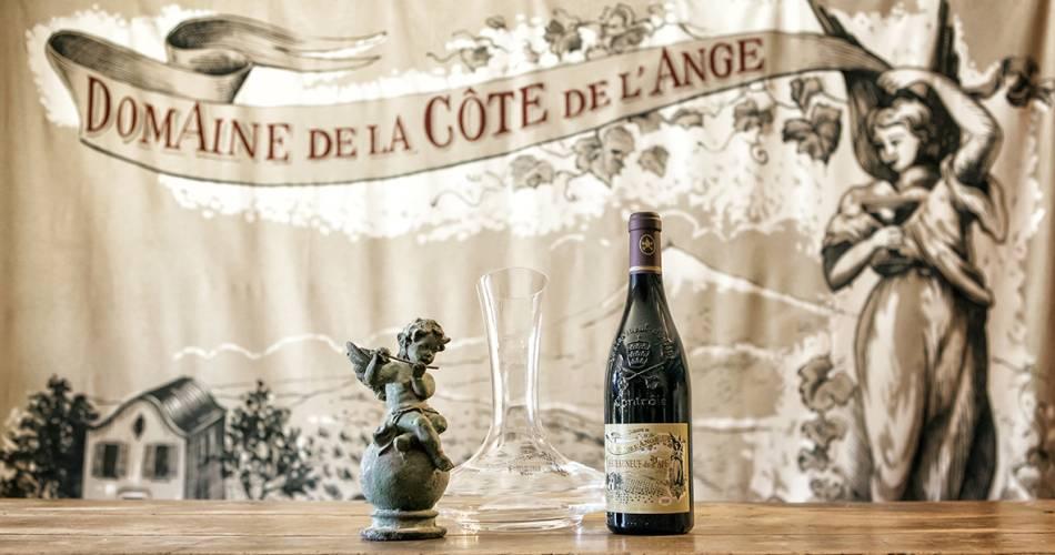 Domaine de la Côte de l'Ange@Domaine de la Côte de l'Ange