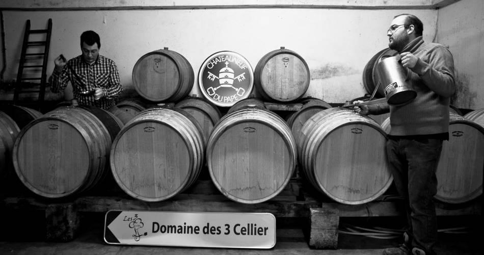 Domaine des 3 Cellier@Les 3 Cellier