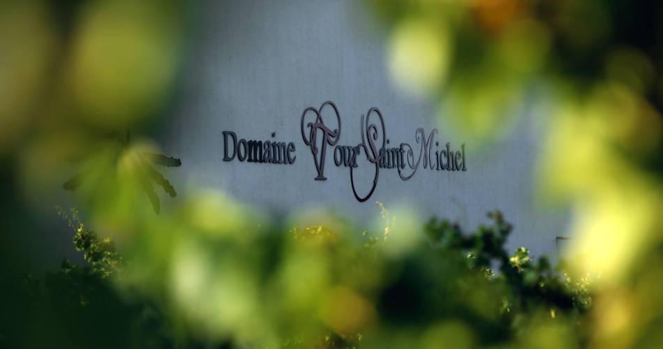 Domaine Tour St Michel@Tour saint michel