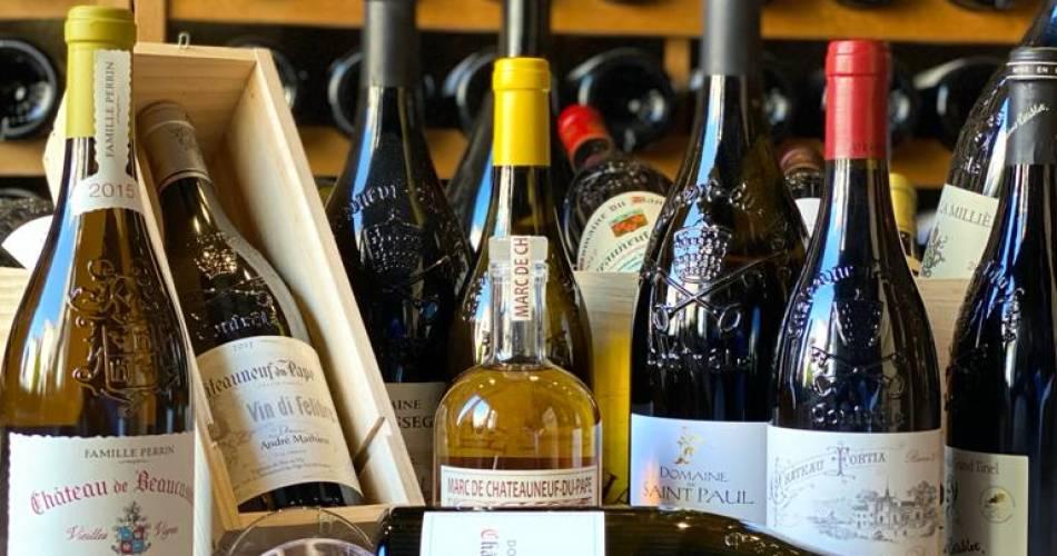 Vinadéa - Maison des Vins de Châteauneuf du Pape@©Vinadéa