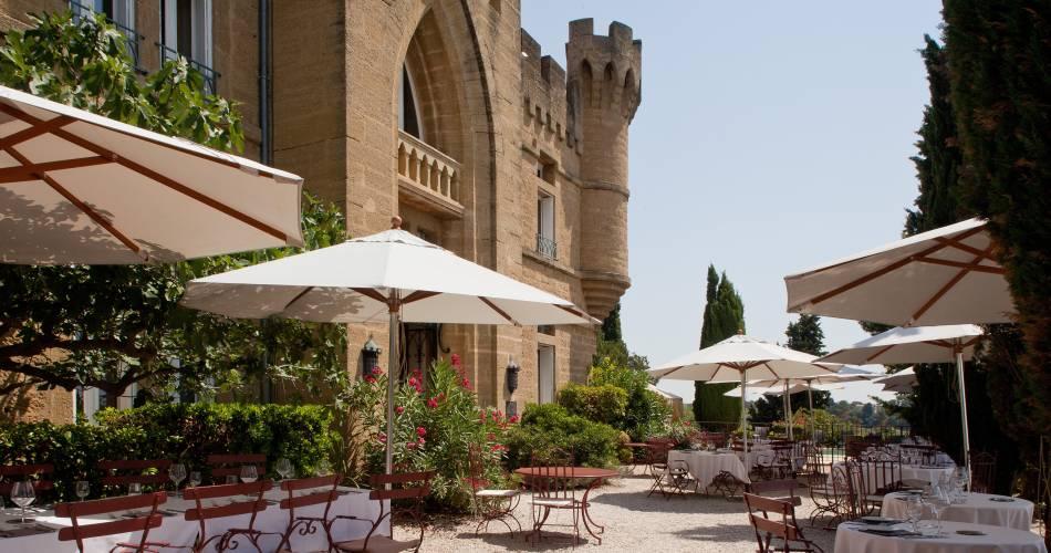 Hostellerie du Château des Fines Roches@Chambre Château des Fines Roches
