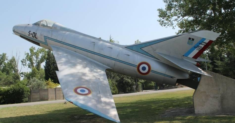 Musée de la B.A 115@Musée base aérienne 115