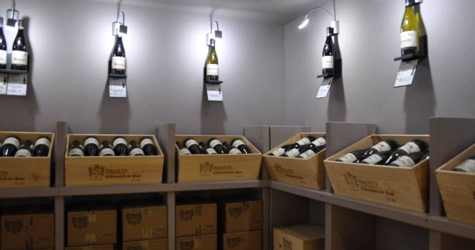 Musée du Vin - Maison Brotte@©maisonbrotte